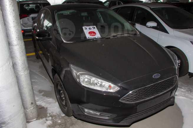 Ford Focus, 2018 год, 1 035 000 руб.