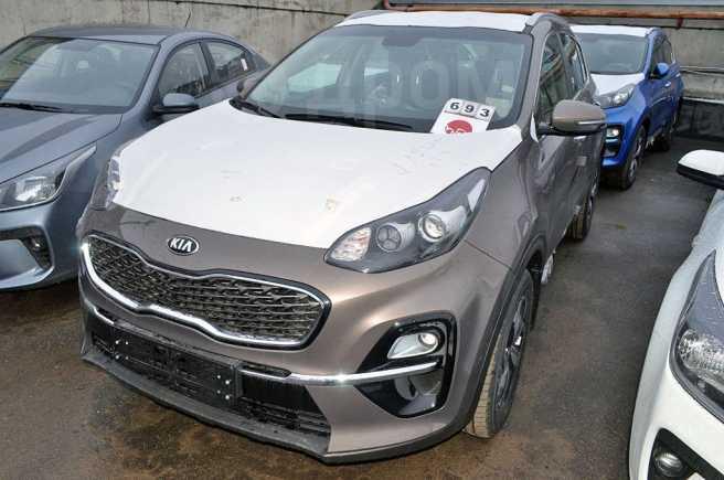 Kia Sportage, 2018 год, 1 649 900 руб.