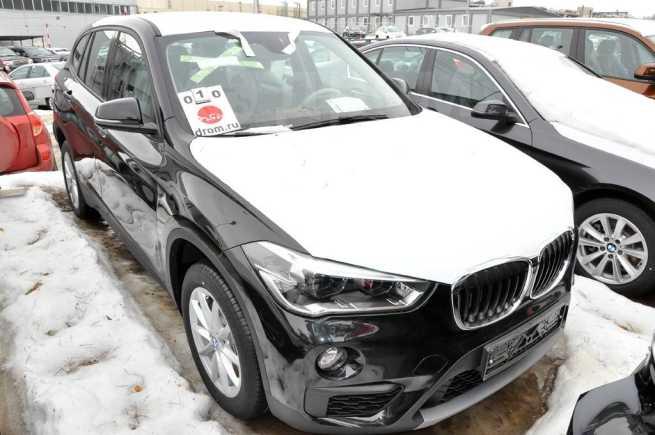 BMW X1, 2018 год, 2 593 220 руб.