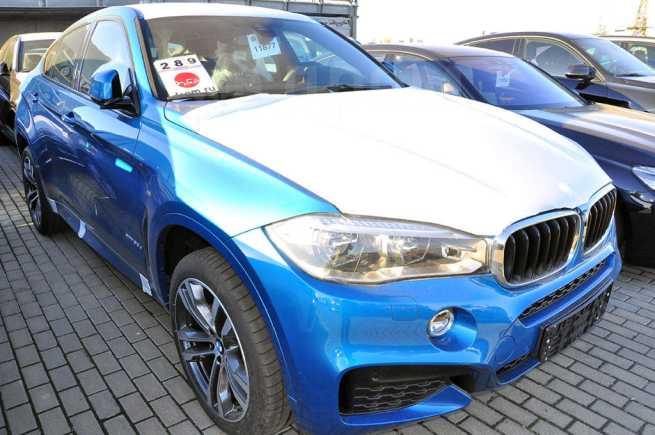 BMW X6, 2019 год, 5 888 136 руб.