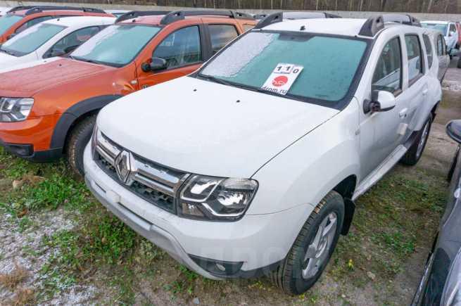 Renault Duster, 2018 год, 1 017 459 руб.