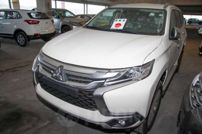 Mitsubishi Pajero Sport, 2018 год, 2 823 000 руб.