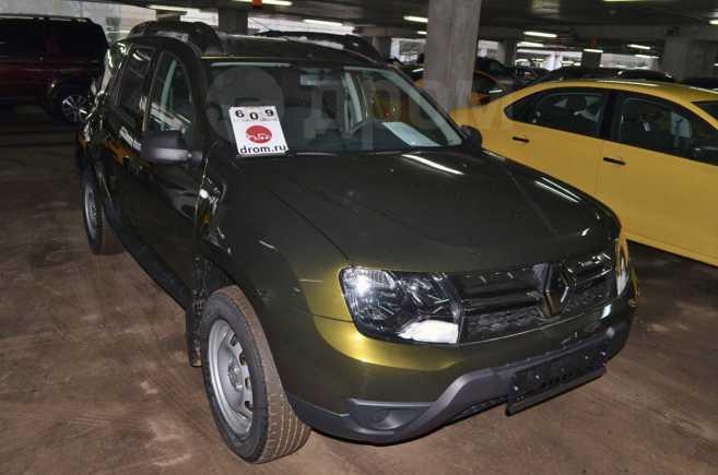 Renault Duster, 2018 год, 974 950 руб.