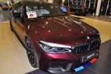 BMW M5. ВИШНЕВЫЙ МЕТАЛЛИК