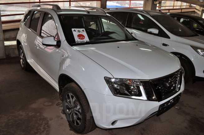 Nissan Terrano, 2018 год, 1 229 000 руб.