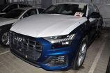 Audi Q8. СИНИЙ, МЕТАЛЛИК (NAVARA BLUE)