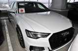 Audi A6. БЕЛЫЙ, МЕТАЛЛИК (GLACIER WHITE) (2Y2Y)