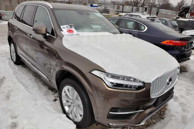 Volvo XC90, 2018 год, 4 990 700 руб.