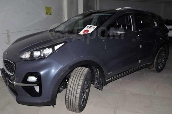 Kia Sportage, 2018 год, 1 729 900 руб.