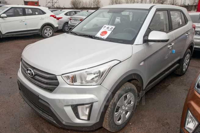Hyundai Creta, 2018 год, 963 900 руб.