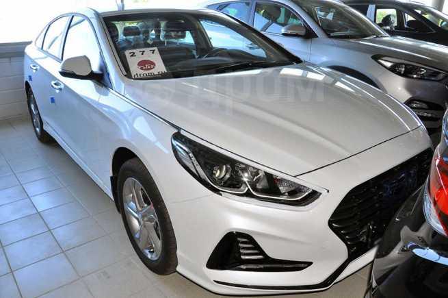 Hyundai Sonata, 2018 год, 1 677 400 руб.