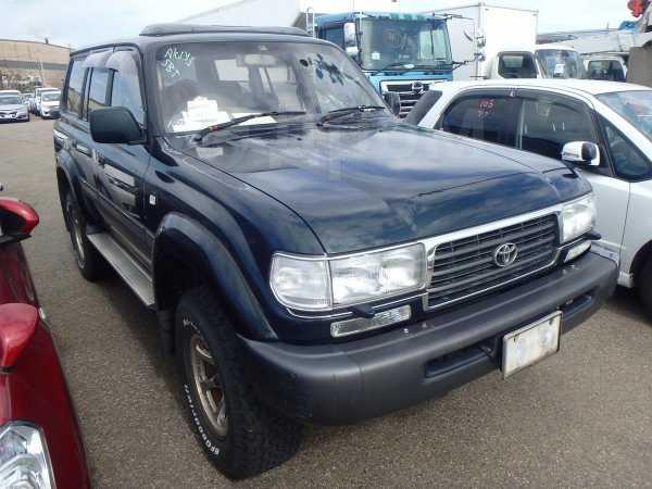 Toyota Land Cruiser, 1996 год, 810 000 руб.