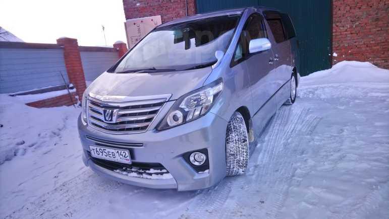 Toyota Alphard, 2011 год, 1 399 000 руб.
