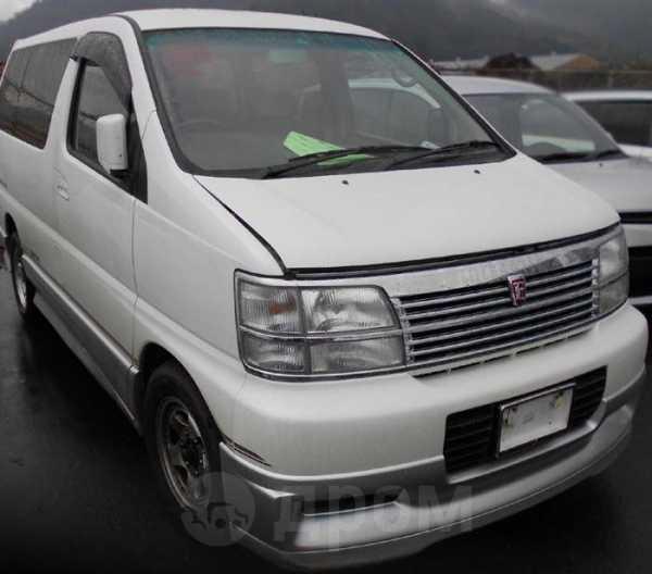Nissan Elgrand, 1997 год, 280 000 руб.