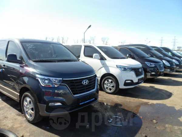 Hyundai Grand Starex, 2018 год, 2 897 000 руб.