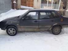 Новосибирск 21099 1999