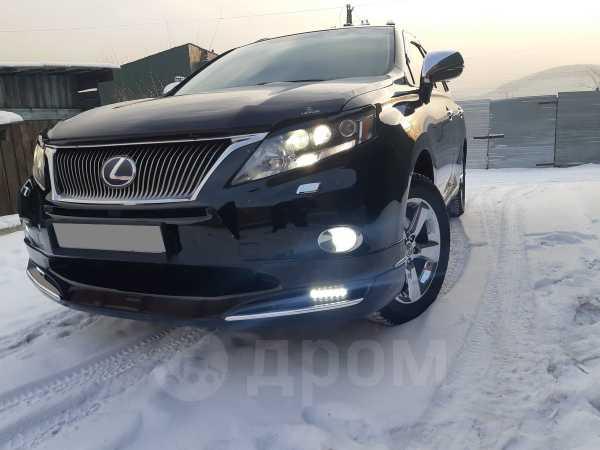 Lexus RX450h, 2009 год, 1 690 000 руб.
