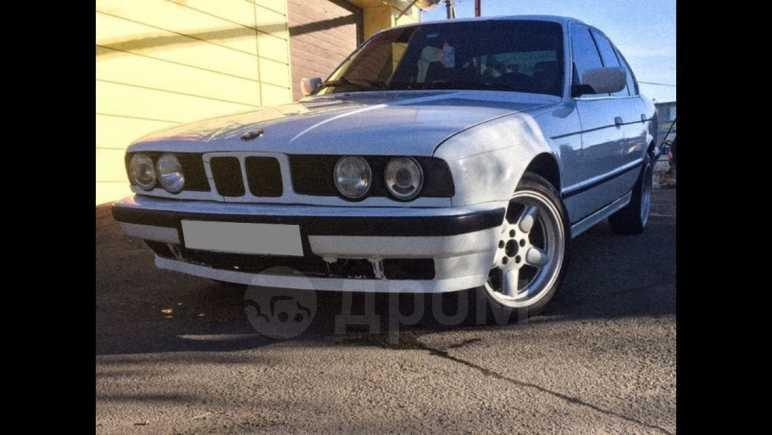 BMW 5-Series, 1991 год, 370 000 руб.