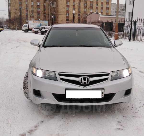 Honda Accord, 2006 год, 537 000 руб.