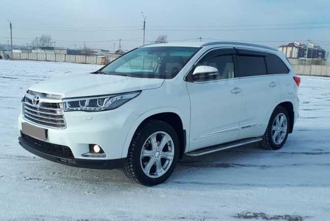 Toyota Highlander, 2013 год, 2 550 000 руб.