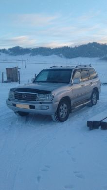 Усть-Кан Land Cruiser 2004