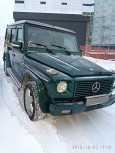 Mercedes-Benz G-Class, 1996 год, 800 000 руб.