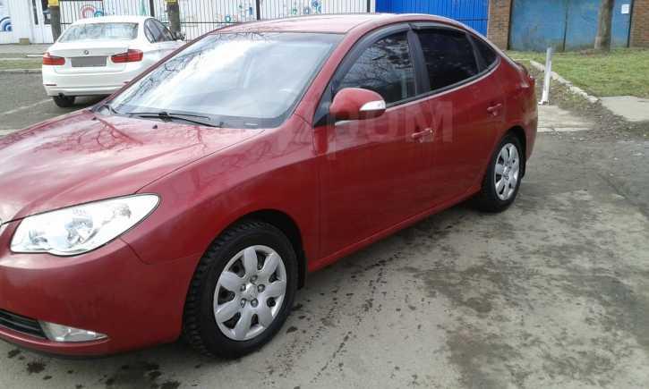 Hyundai Elantra, 2011 год, 525 000 руб.