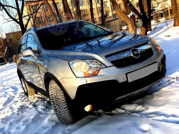 Opel Antara, 2007 год, 585 000 руб.