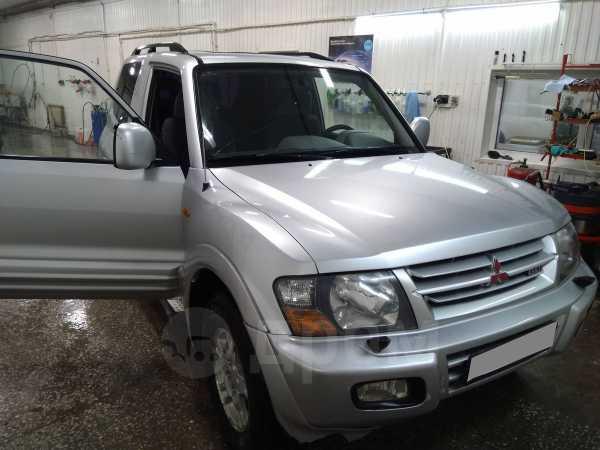 Mitsubishi Pajero, 2001 год, 330 000 руб.
