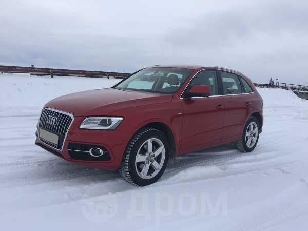 Audi Q5, 2013 год, 1 480 000 руб.