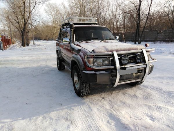 Toyota Land Cruiser, 1993 год, 950 000 руб.