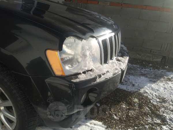 Jeep Grand Cherokee, 2007 год, 600 000 руб.