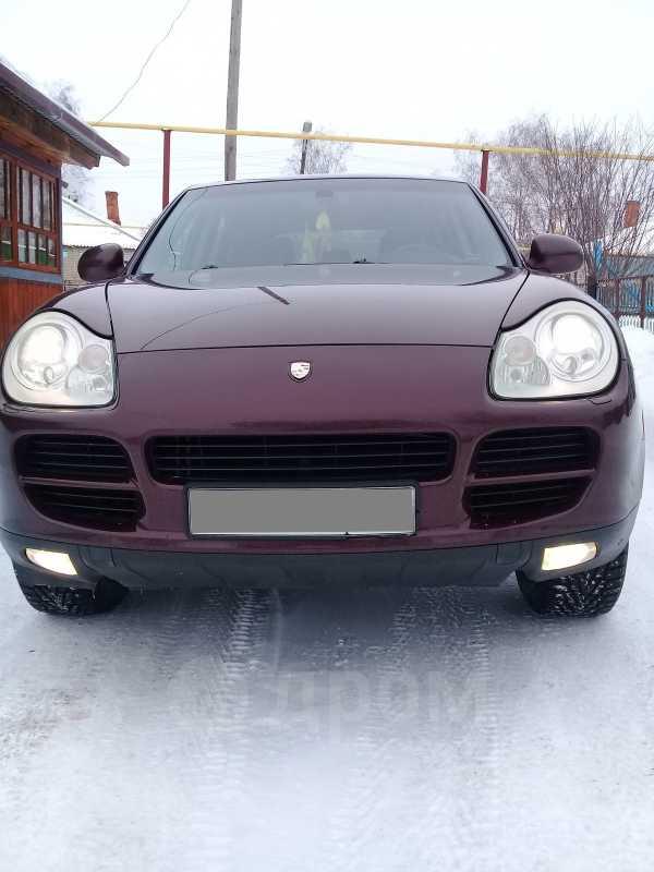 Porsche Cayenne, 2004 год, 780 000 руб.