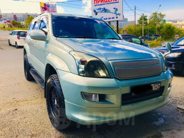 Toyota Land Cruiser Prado, 2003 год, 1 180 000 руб.