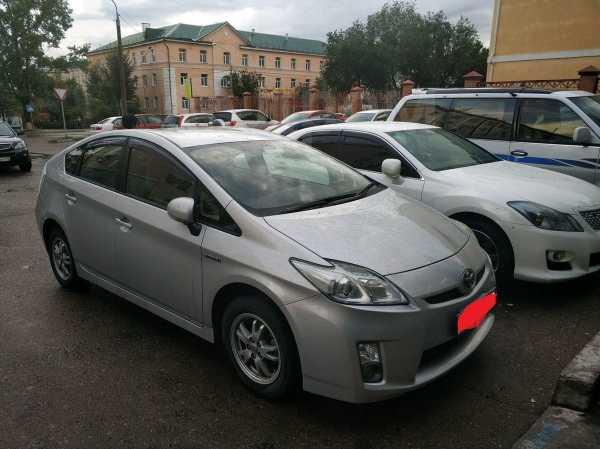 Toyota Prius, 2009 год, 785 000 руб.