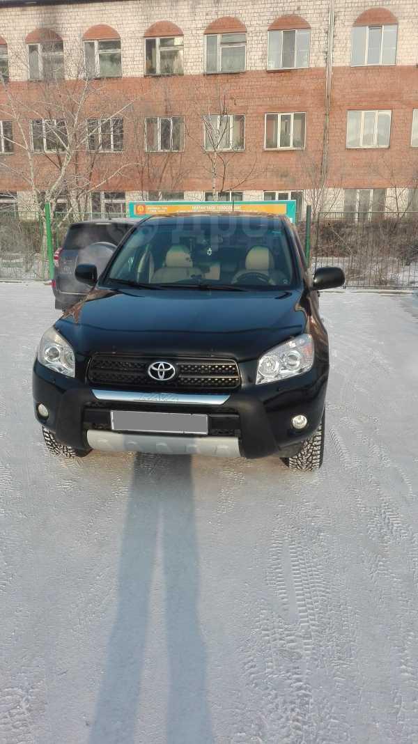 Toyota RAV4, 2007 год, 715 000 руб.