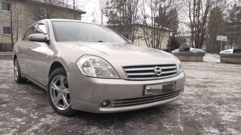 Nissan Teana, 2003 год, 365 000 руб.