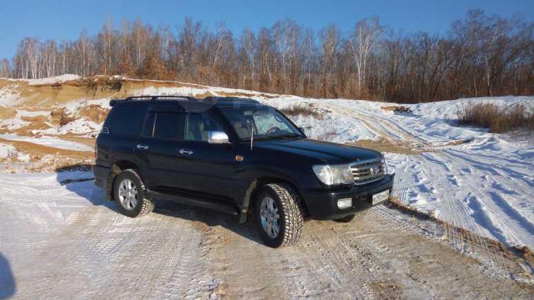 Toyota Land Cruiser, 2001 год, 1 100 000 руб.