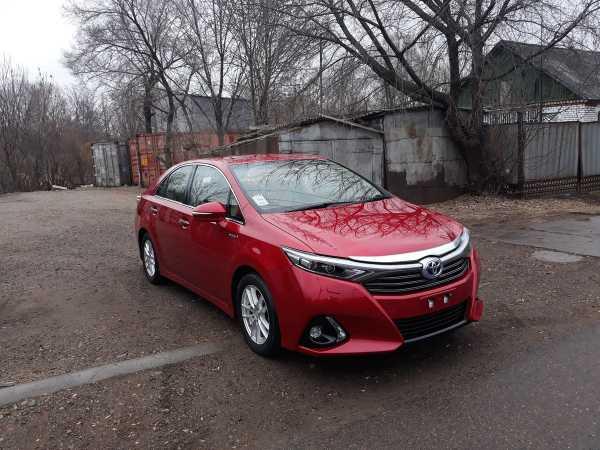 Toyota Sai, 2014 год, 1 320 000 руб.