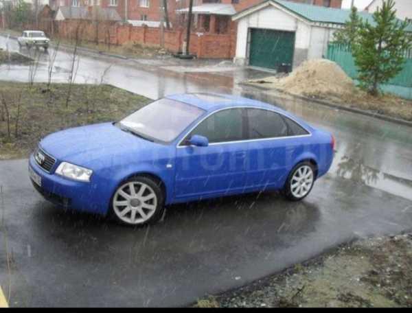 Audi A6, 2003 год, 550 000 руб.