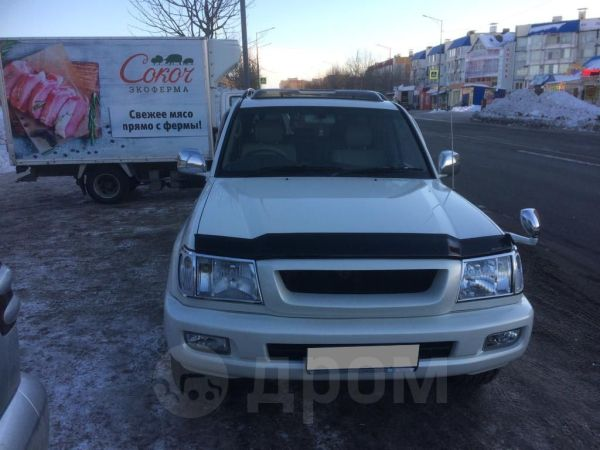 Toyota Land Cruiser, 1999 год, 1 100 000 руб.