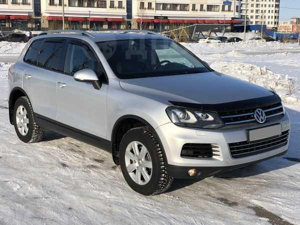 Volkswagen Touareg, 2010 год, 999 000 руб.