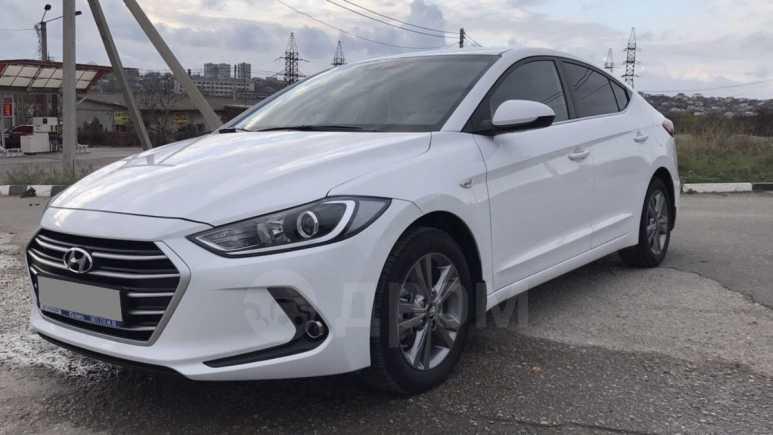 Hyundai Elantra, 2016 год, 870 000 руб.