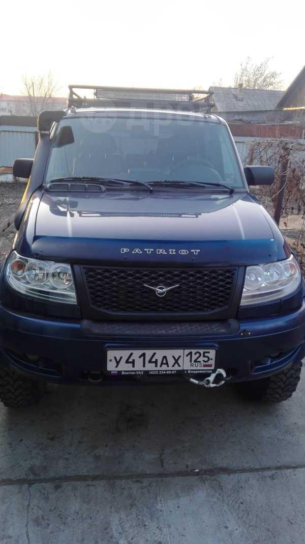 УАЗ Патриот, 2012 год, 700 000 руб.