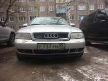 Audi A4, 2000 г., Омск
