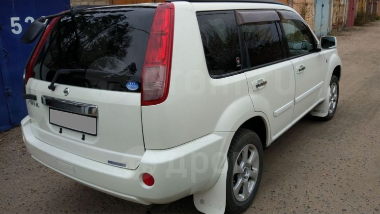 Nissan X-Trail, 2005 год, 610 000 руб.