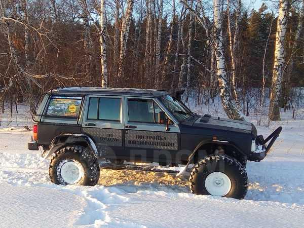 Jeep Cherokee, 1991 год, 470 000 руб.