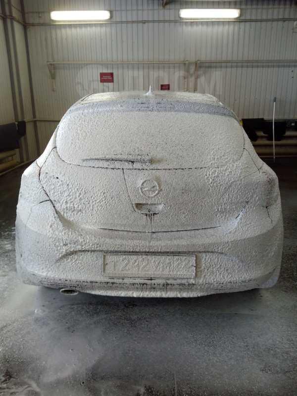 Opel Astra, 2012 год, 748 000 руб.
