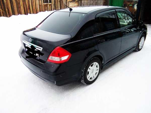 Nissan Tiida, 2013 год, 495 000 руб.
