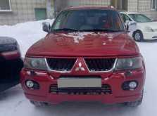 Новосибирск Pajero Sport 2006